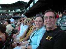 Memphis Redbirds Game - Summer 2011