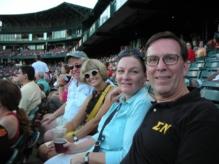 Memphis Redbirds Game - Summer 2011