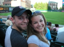 Memphis Redbirds Game - Summer 2012